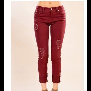 Ymi wannabettabutt jeans, like new